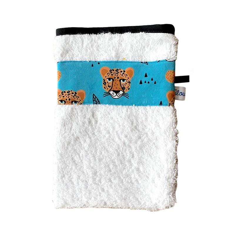 gant-de-toilette-leopold-le-leopard