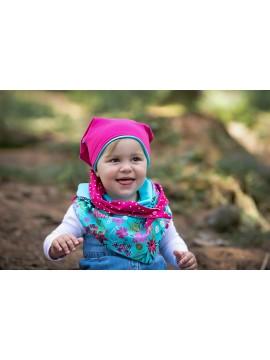 foulard bébé tilou
